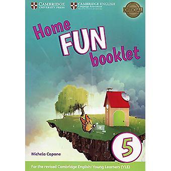Storyfun Stufe 5 nach Hause Spaß Booklet von zu Hause Spaß Bookle Storyfun Stufe 5