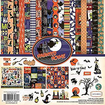 carta Bella Haunted House 12x12 pollici collezione Kit (CBHH71016)
