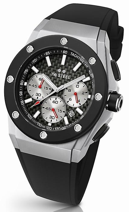 TW Steel David Coulthard Special Edition Watch Ce4020 48 mm