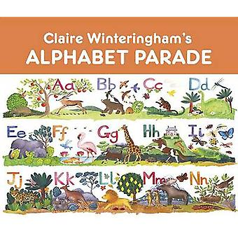 Alphabet Parade A263 by Claire Winteringham - 9780764976599 Book