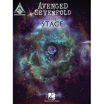 Avenged Sevenfold the Stage (Guitar Book) - 9781495090066 Book