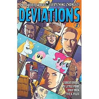 Deviations Beta by Katie Cook - 9781631409554 Book