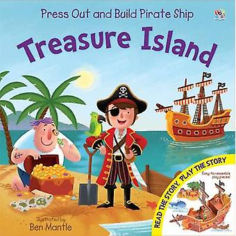 Treasure Island by Karen King - Ben Mantle - 9781782441007 Book
