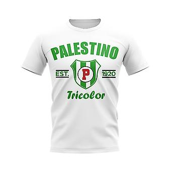 Das Fußball-T-Shirt (Weiß) wurde von der Firma