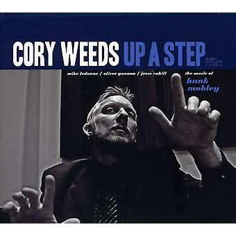 Cory Weeds - Up a Step [CD] USA import