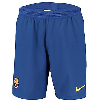 2019-2020 Barcelona Home Nike Vapor match shorts (blå)