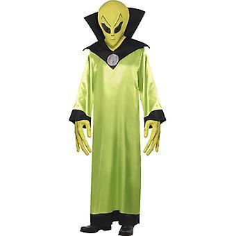 Alien Lord costum
