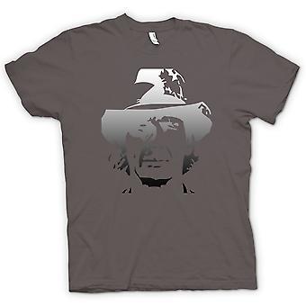 Kinder T-shirt - Charles Bronson - BW