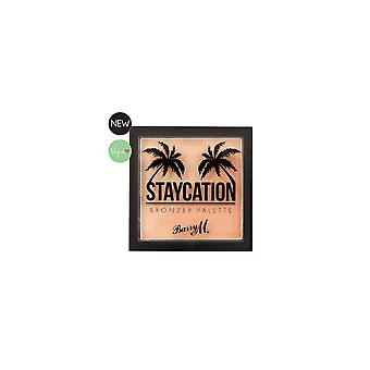 Barry M Staycation Bronzer Palette