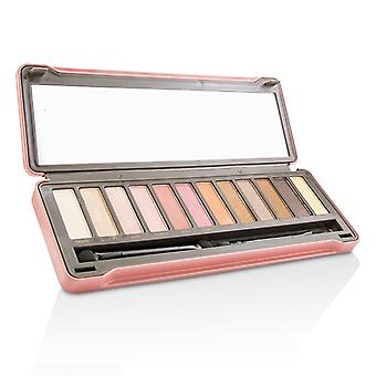 BYS Eyeshadow Palette (12x Eyeshadow, 2x Applicator) - Peach 12g/0.42oz
