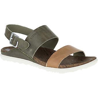 Merrell Rundt Town Backstrap J03718 universell sommer kvinner sko