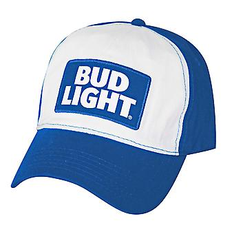 Cappello da baseball Bud Light Blue & White