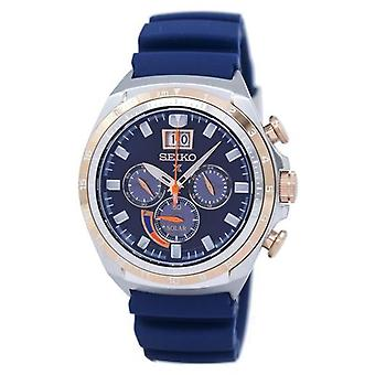 Seiko Prospex Solar Chronograph Special Edition Ssc6666 Ssc666p1 Ssc666p Men-apos;s Watch