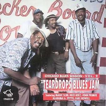 Teardrops Blues Jam - Teardrops Blues Jam [CD] USA import
