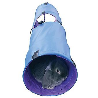 Rosewood Piccolo Animale Attività Giocattolo Coniglio Attività Tunnel Boredom Breaker