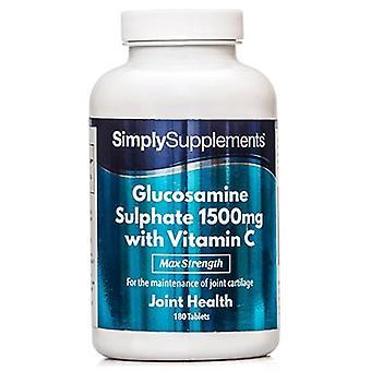 Glucosamina 1500mg-Vitamina c