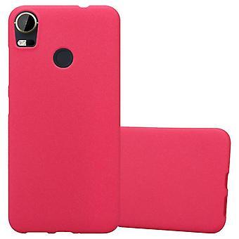 Cadorabo Hülle für HTC Desire 10 PRO Case Cover - Handyhülle aus flexiblem TPU Silikon – Silikonhülle Schutzhülle Ultra Slim Soft Back Cover Case Bumper
