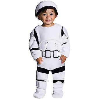 Stormtrooper Deluxe-asu pikkulapsille-Tähtien sota