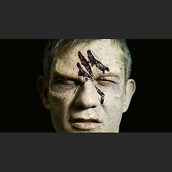 Exit skin - zombie mike - movie make-up kit