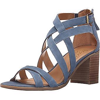 Franco Sarto Womens L-hachi Gladiator Open Toe Casual Ankle Strap Sandals