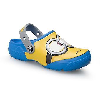 קרוקס Funlab Minions סותם 204113456 אוניברסלי כל השנה נעלי תינוקות