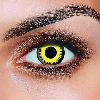 Solar Eclipse Contact Lenses (Pair)