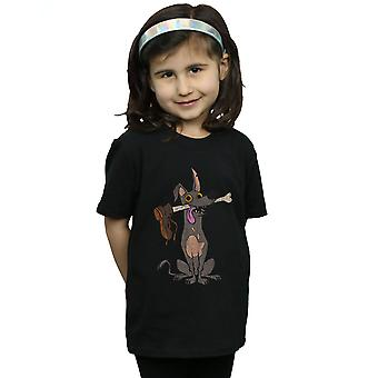 Disney Girls Coco Dante With Bone T-Shirt