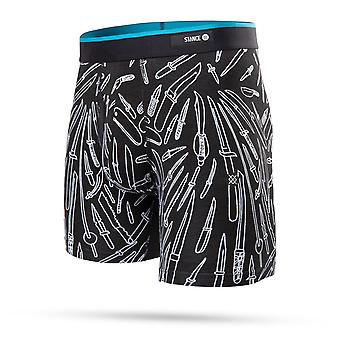 Stance Boxer Kurz - Oblow Messer BB