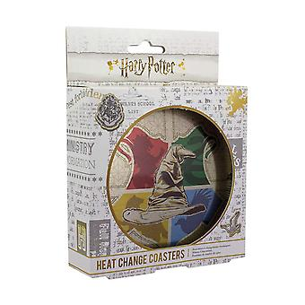 Harry Potter Sortierung Hut Wärmewechsel Untersetzer PP4950HP Merchandise
