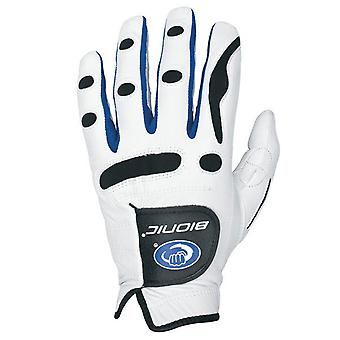 Bionic Mens PerformanceGrip Golf Gloves - Leather - LH