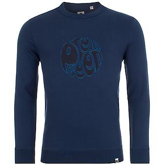 Pretty Green Applique Sweatshirt