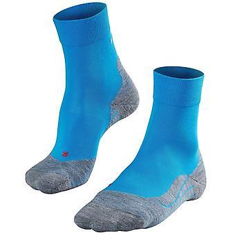 Falke Running 4 strumpor-Osiris blå