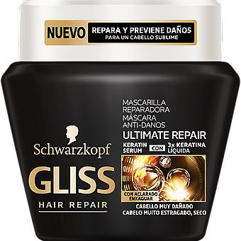 Gliss Gliss Ultimate Masque Réparateur 300 ml