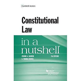 Constitutional Law in a Nutshell (Nutshell Series)