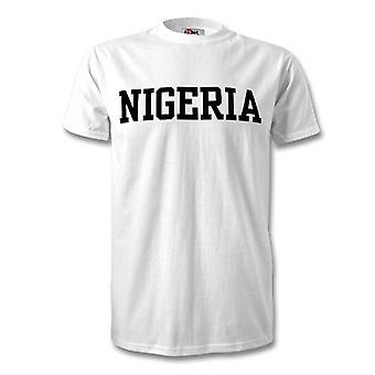 Nigeria Country t paita