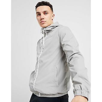 New McKenzie Men's Essential Full Zip Windbreaker Jacket Grey