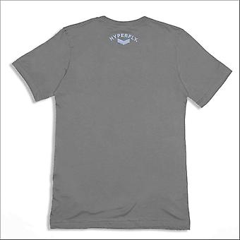 Hyperfly the panther t-shirt grey