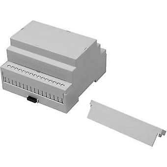 Carril DIN AXXATRONIC CNMB-5-KIT-CON carcasa 90 x 88.0 x 58 policarbonato (PC) 1 PC