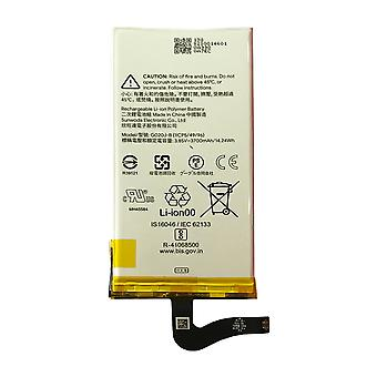 Google Phone Battery for Pixel 4 XL 3700 mAh Battery Replacement Battery Accessories Storage