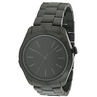 Movado Bold Motion Black  Stainless Steel Mens Watch 3660004