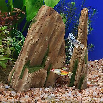 Ica Rock-Deco Pack Decoracion 2Pza (Fish , Decoration , Rocks & Caves)