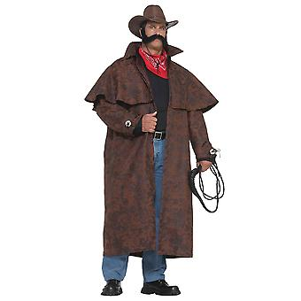 Western Cowboy Plus Costume