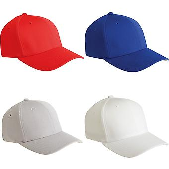 Yupoong Flexfit Unisex Lightweight Quick Drying Baseball Cap (Pack of 2)