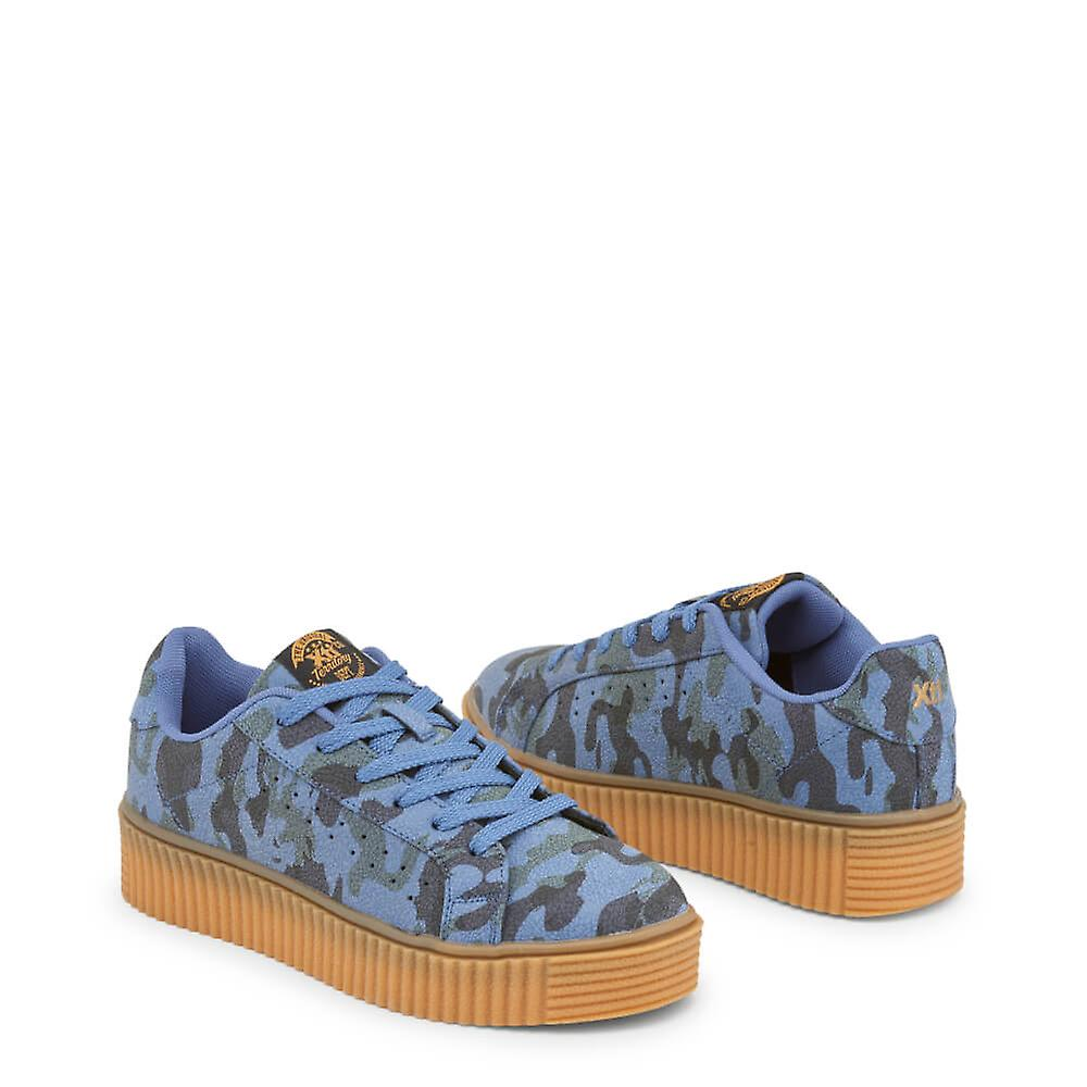 Xti Original Women Spring/Summer Sneakers - Blue Color 31697 Evdms