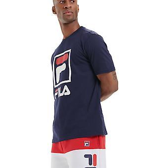Fila Jack T-shirt Marine 16