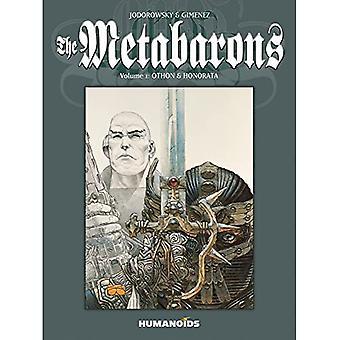 The Metabarons - Volume 1:� Othon & Honorata