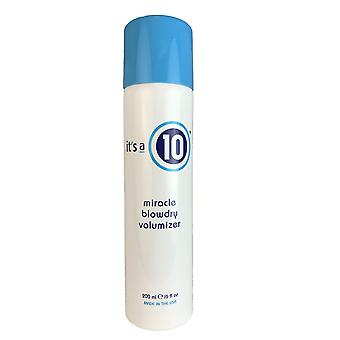 It's a 10 miracle blow dry hair volumizer 6 oz