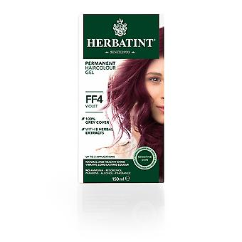 Herbatint Flash Fashion FF4 Violet (150 milliliters)
