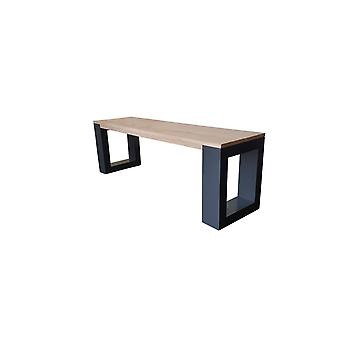 Wood4you - Sidetable einzel78Hx180LX38Dcm Eiche