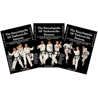 Encyclopaedia of TaekwonDo Patterns 3 Volume Set by Anslow Paul & Stuart